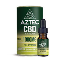 Full Spectrum CBD E-LIQUID 10ml 1000mg Super Lemon Haze
