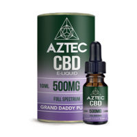 Full Spectrum CBD E-LIQUID 10ml 500mg Granddaddy Purple