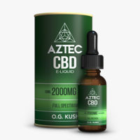 Full Spectrum CBD E-LIQUID 10ml 2000mg O.G Kush