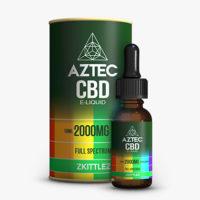 Full Spectrum CBD E-LIQUID 10ml 2000mg Zkittlez